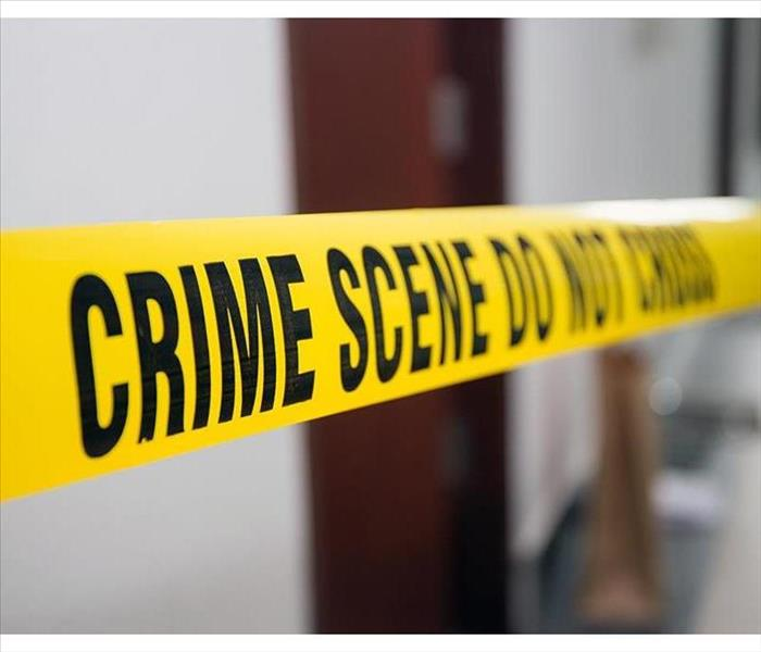 Why SERVPRO Trauma and Crime Scene Cleanup