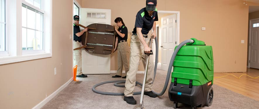 Dallas, GA residential restoration cleaning